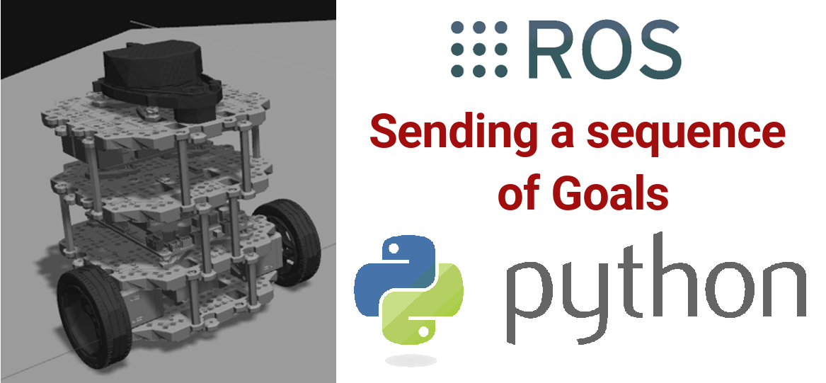 Sending a sequence of Goals to ROS NavStack with Python
